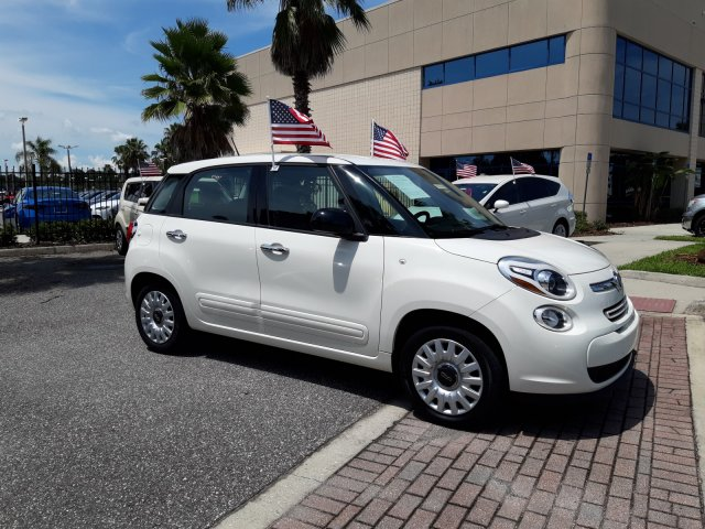 Pre-Owned 2015 FIAT 500L Pop